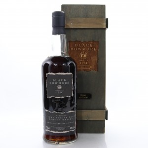 Bowmore 1964 Black Bowmore Final Edition 75cl / US Import