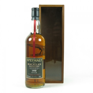 Macallan 1950 Speymalt Gordon and Macphail Front