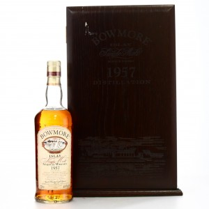 Bowmore 1957 38 Year Old 75cl / US Import