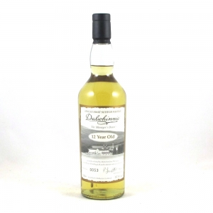 Dalwhinnie 12 Year Old Managers Dram (2009) front