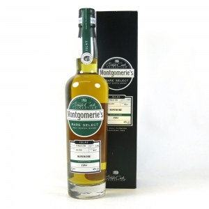 Bowmore 1984 Montgomerie's Select 25 Year Old