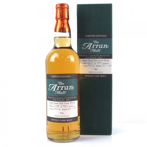 Arran Lepanto PX Brandy Single Cask