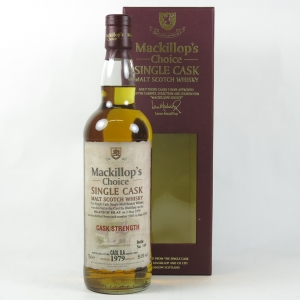 Caol Ila 1979 Mackillop's Choice 31 Year Old front