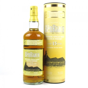 Benriach 15 Year Old Sauternes Wood Finish