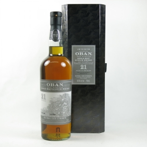 Oban 21 Year Old (US Import) 75cl front