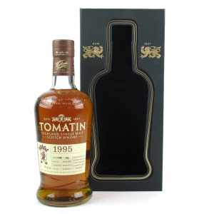 Tomatin 1995 Limited Edition Sherry Finish