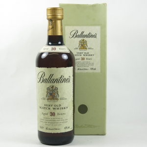Ballantine's 30 Year Old Front