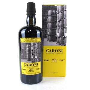 Caroni 1994 23 Year Old 100 Proof Heavy Trinidad Rum