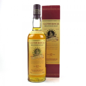 Glenmorangie Millenium Malt Limited Edition 12 Year Old
