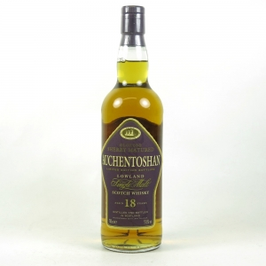Auchentoshan 18 Year Old Oloroso Limited Edition front