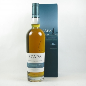 Scapa 16 Year Old front