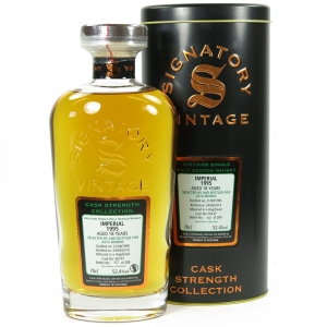 Imperial 1995 Signatory Vintage 18 Year Old