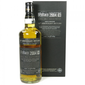 Benriach 2004 10th Anniversary 10 Year Old