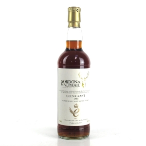 Glen Grant 1965 Gordon and MacPhail 44 Year Old Queen's Award for Enterprise