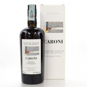 Caroni 1996 Velier 20 Year Old 100 Proof