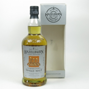 Hazelburn 8 Year Old