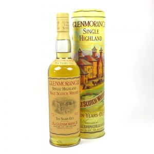 Glenmorangie 10 Year Old 1990s