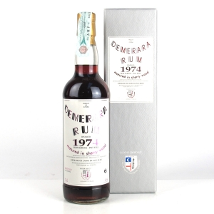 Port Morant 1974 Moon Import Demerara Rum