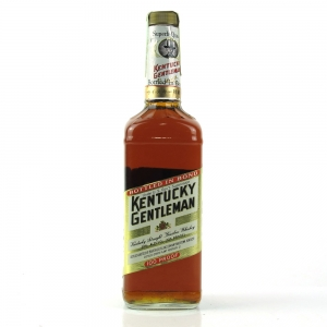 Kentucky Gentleman 100 Proof 1980s