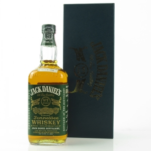 Jack Daniel's Green Label Gift Box 75cl Japanese Import