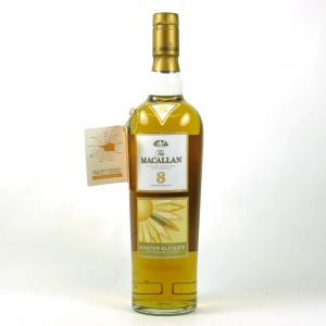 Macallan 8 Year Old Seasonal Selection Front