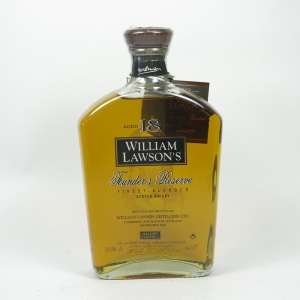 William Lawson's 18 Year Old Founder's Reserve