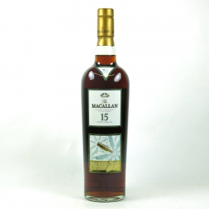 Macallan 15 Year Old Seasonal Selection