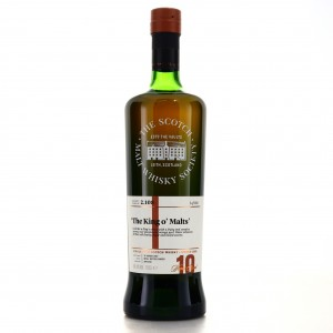 Glenlivet 2007 SMWS 10 Year Old 2.108