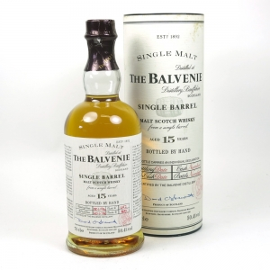 Balvenie 1978 15 Year Old Single Barrel