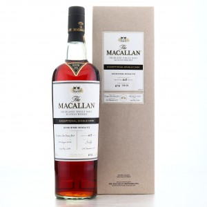 Macallan 2003 Exceptional Cask #9064-03 75cl / 2018 Release - US Import