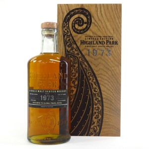 Highland Park 1973 37 Year Old / Global Travel Retail Exclusive