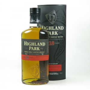 Highland Park 18 Year Old Front