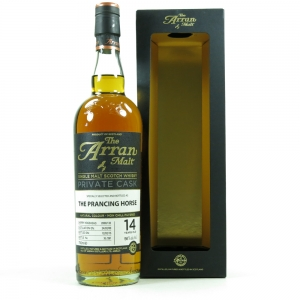 Arran 2000 Single Cask 14 Year Old / My Prancing Horse
