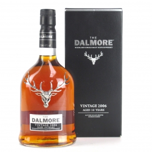 Dalmore 2006 Vintage 10 Year Old