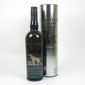 Arran Machrie Moor Cask Strength First Release
