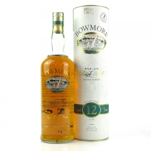 Bowmore 12 Year Old Screen Print 1 Litre