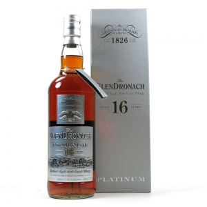 Glendronach Platinum 16 Year Old / South African Import