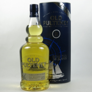 Old Pulteney WK 499 Isabella Fortuna (2nd Release) 1 Litre front