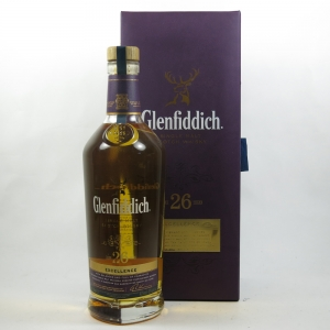 Glenfiddich Excellence 26 Year Old Front