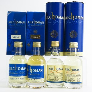 Kilchoman Miniature Selection 4 x 5cl