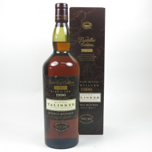 Talisker 1990 Distillers Edition