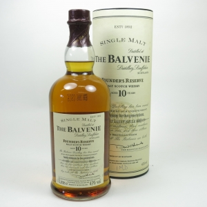 Balvenie 10 Year Old Founders Reserve 1 Litre