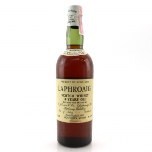 Laphroaig 14 Year Old circa 1953 / Carlton Import, US