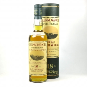 Glenmorangie 18 Year Old front
