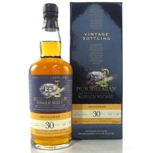 Inchgower 1982 Dun Bheagan 30 Year Old