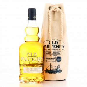 Old Pulteney 1985 Single Cask #202 / Edinburgh Airport World of Whiskies