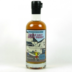 Bowmore Boutique-y Whisky Company Batch #1 front