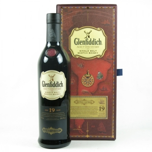 Glenfiddich 19 Year Old Age of Discovery Red Wine Cask Front
