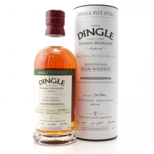 Dingle Irish Single Pot Still Whiskey / PX Sherry Cask