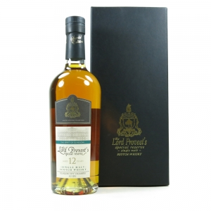 Auchentoshan Lord Provost's Special Reserve 12 Year Old
